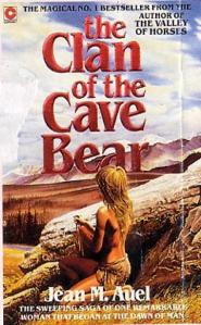 The Clan of the Cave Bear cover 2