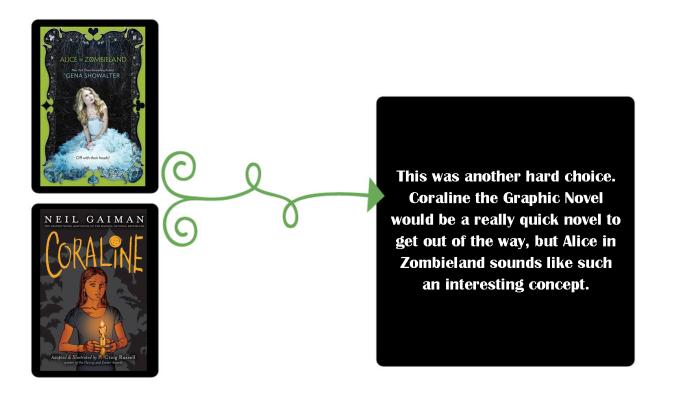 Zombieland V Coraline Graphic
