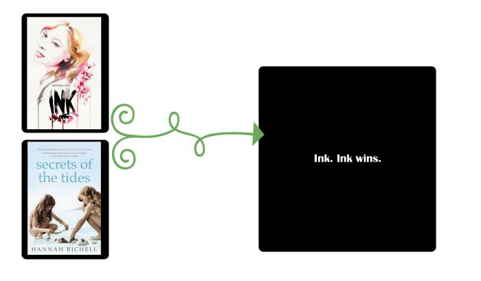 Ink V Secrets