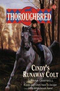 13 Cindy's Runaway Colt