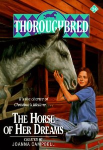 24 The Horse of Her Dreams