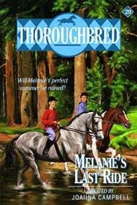 29 Melanie's Last Ride